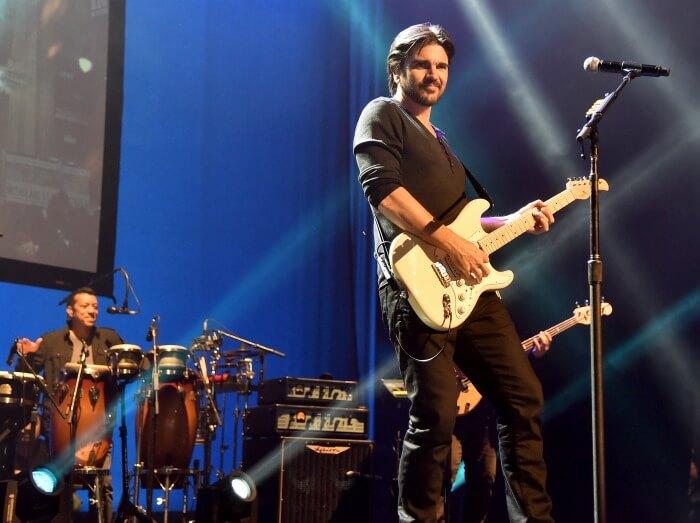 Juanes at McFarland USA premiere