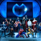 Cast of Marvel Universe Live!