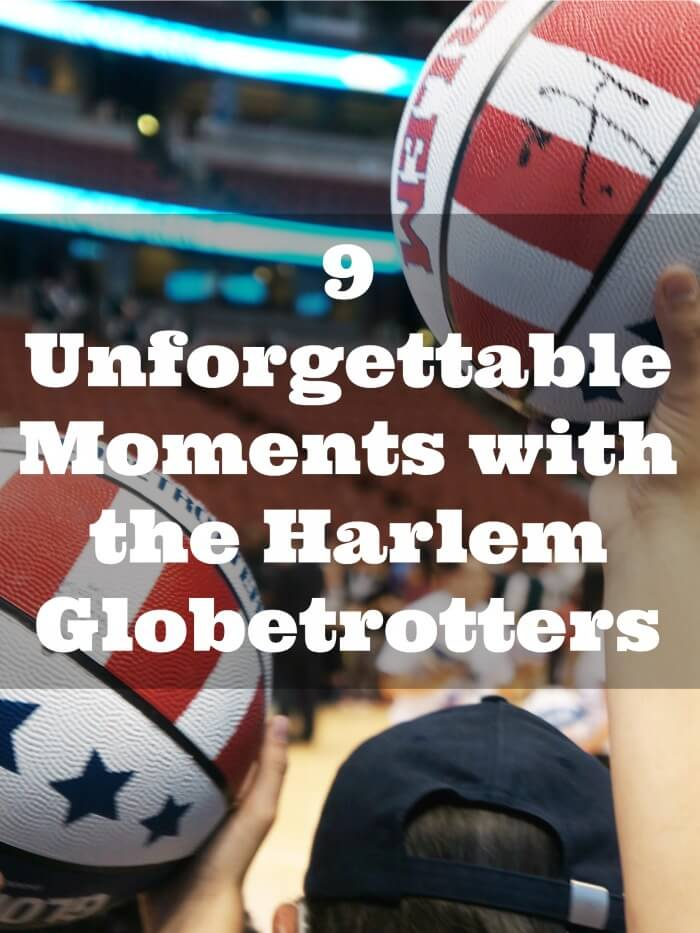 9 Unforgettable Moments with the Harlem Globetrotters