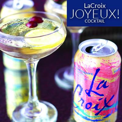 Joyeux cocktail