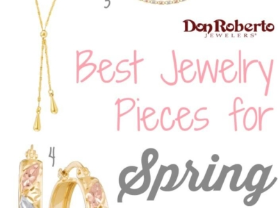 Best Jewelry pieces for Spring from Don Roberto Jewelers
