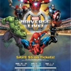 Marvel Universe Live discount code