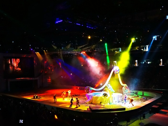 Marvel Universe Live! at Honda Center in Anaheim, CA