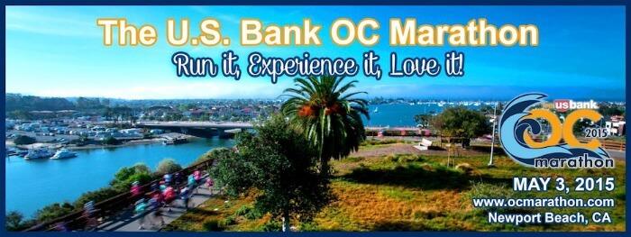 OC Marathon in Newport Beach