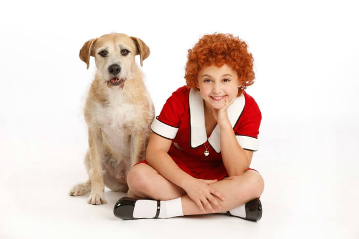 Full Casting Announced for ANNIE at Segerstrom Center