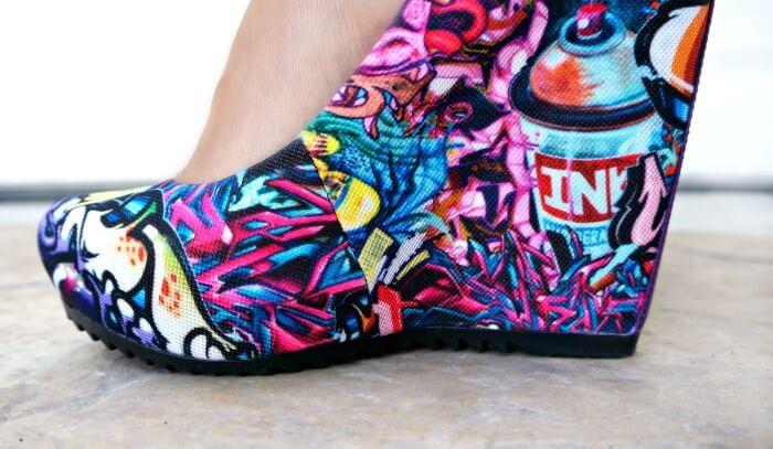 Andrea shoes available via catalog