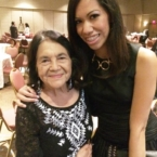 Dolores Huerta at Cesar Chavez Legacy Awards in Los Angeles, CA