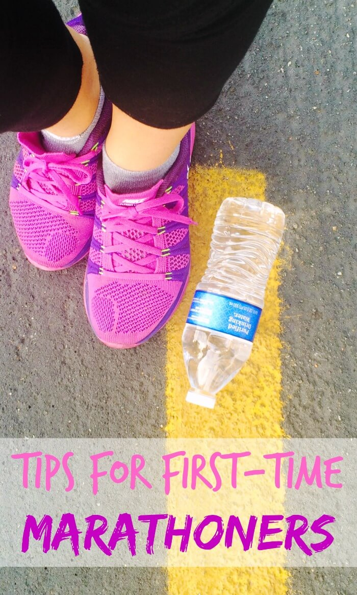 training tips for first-time marathoners
