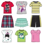 Affordable kids clothes by Garanimals at Walmar