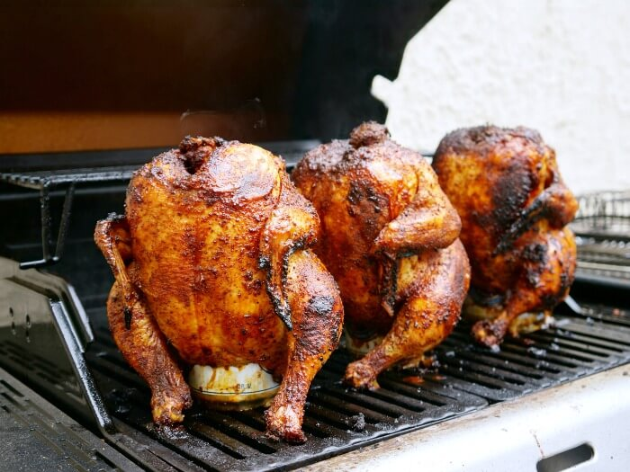 Beer chicken recipe with Mexican beer