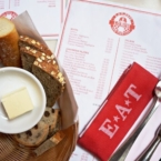 E.A.T. menu in New York City