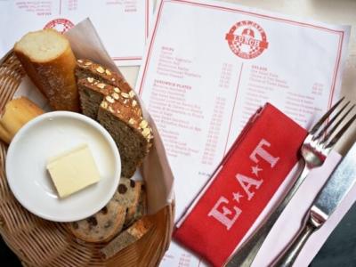 E.A.T. menu in New York City