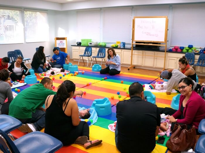 Mommy and me classes in Orange County
