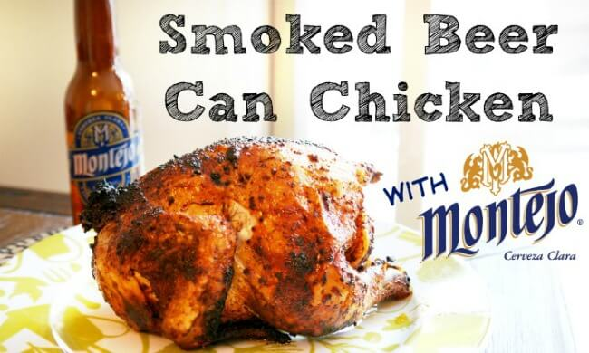 easy smoked beer can chicken recipe