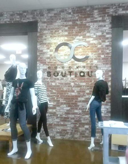 Goodwill Huntington Beach OC Boutique