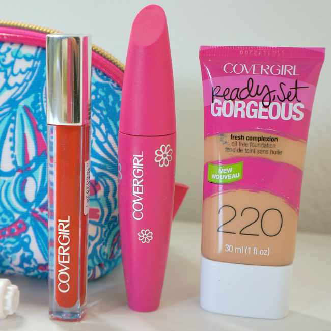 COVERGIRL everyday makeup