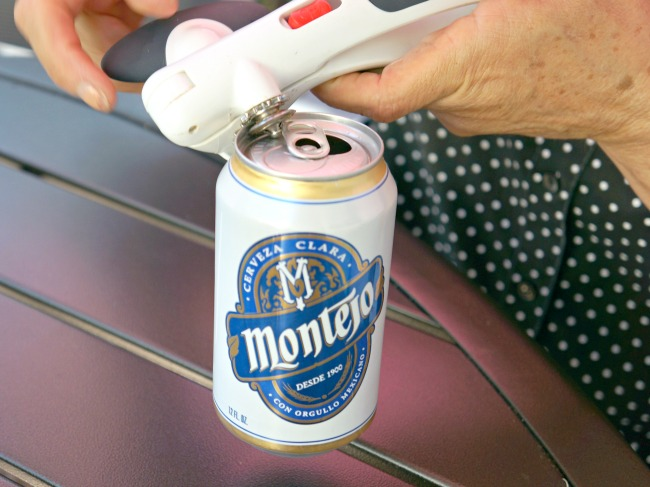 How to make beer can lanterns
