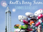 Knott's Berry Farm Summer bucket list