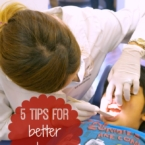 Tips for better oral care