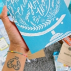 Tribe Alive bracelet and Denik Be the Change Journal