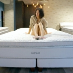 Handcrafted mattress made in the US