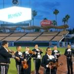 Mariachi at Dodgers Stadium