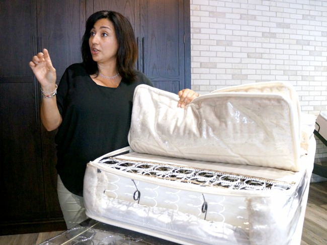 Shopping for a mattress with a personal shopper