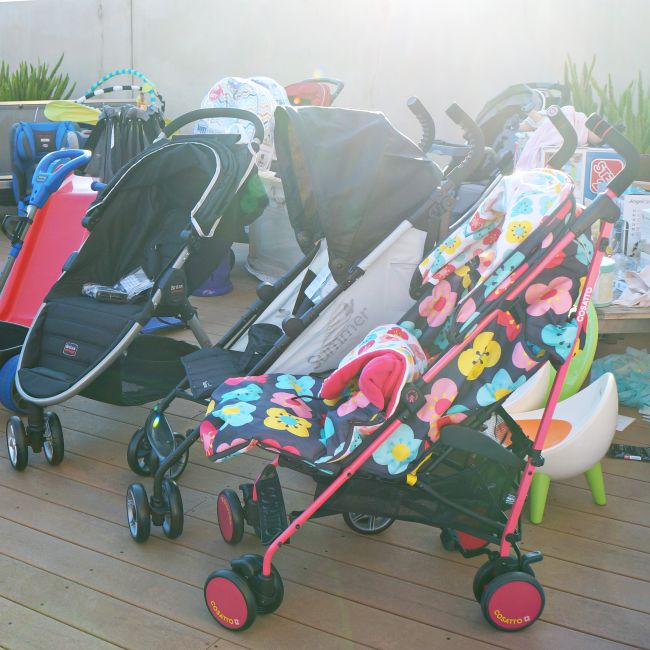 Tips for choosing the best stroller