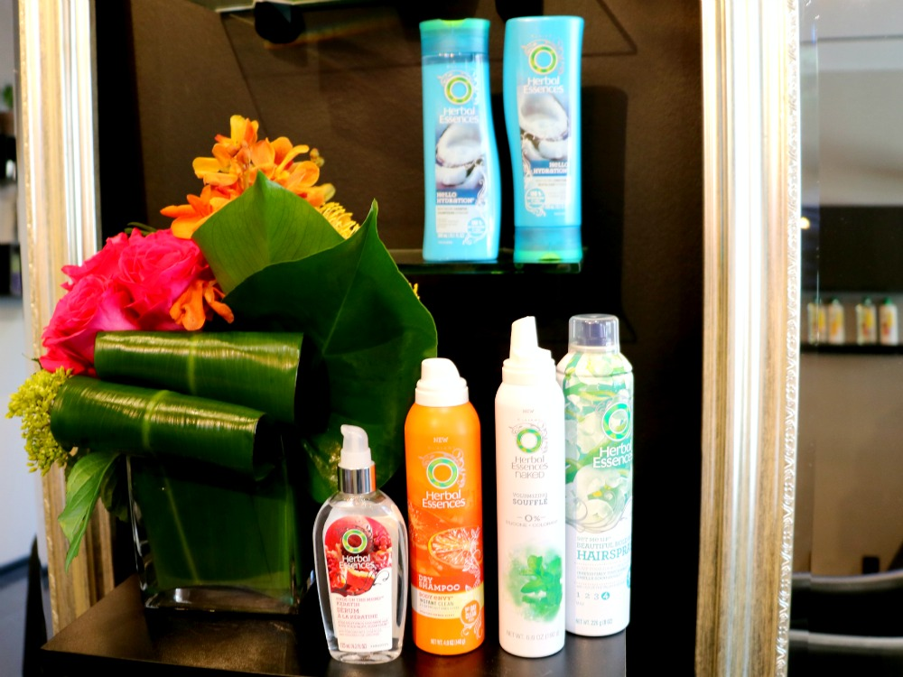Herbal Essences products