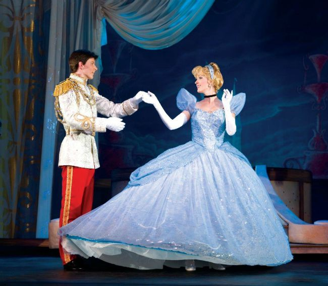 Cinderella on Disney on Ice with coupon code
