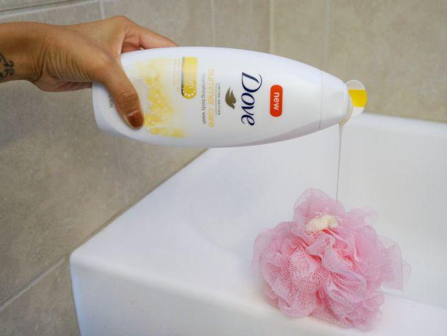 Dove Summer care body wash