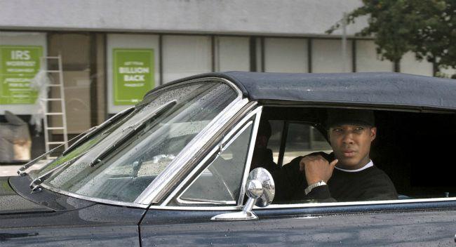 Ice Cube in Straight Outta Compton