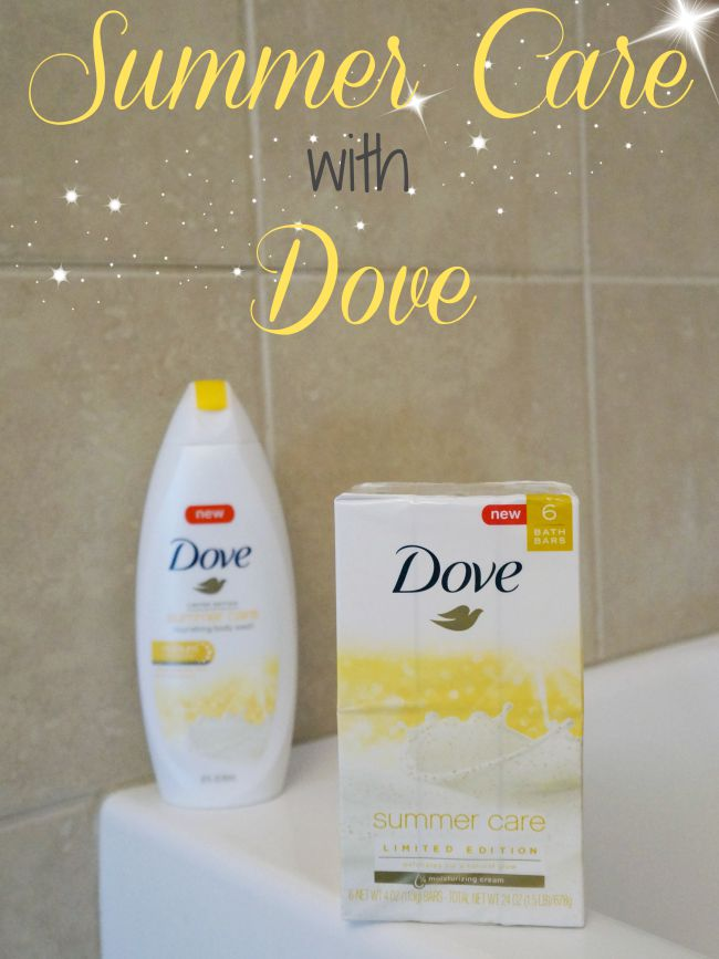 Summer Care with Dove