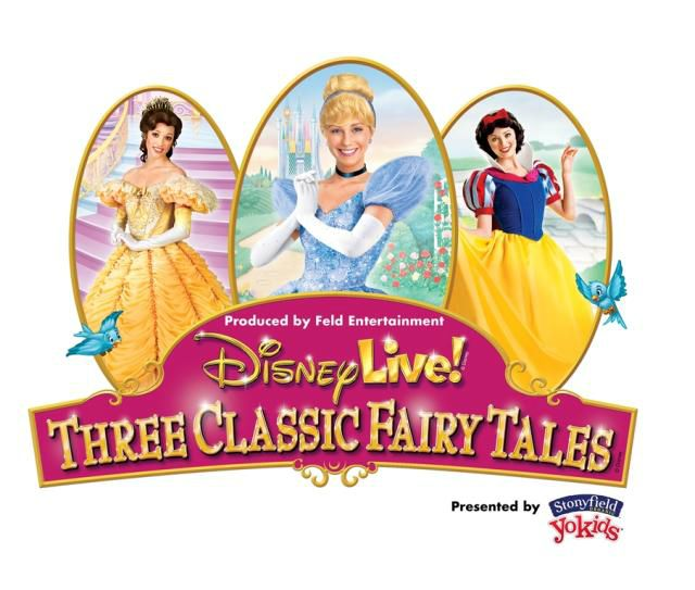 Disney Live! Three Classic Fairy Tales discount code