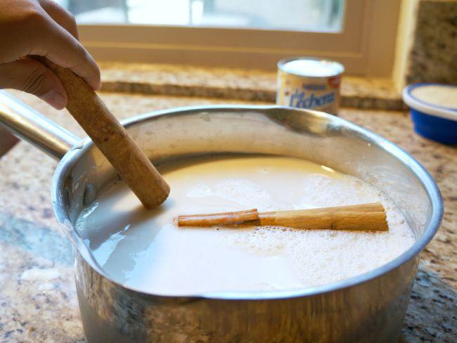 easy arroz con leche