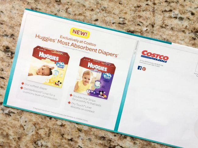 costco huggies coupon