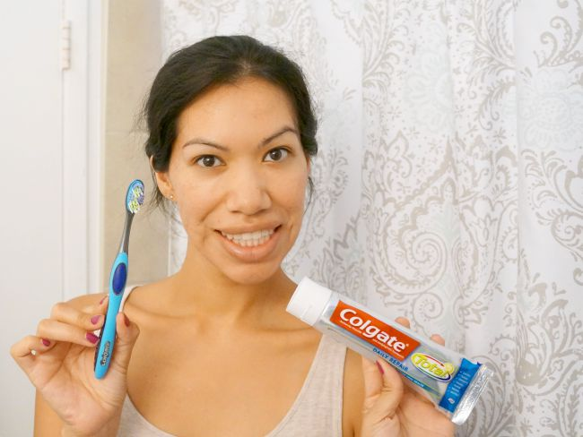 Favorite toothpaste brand