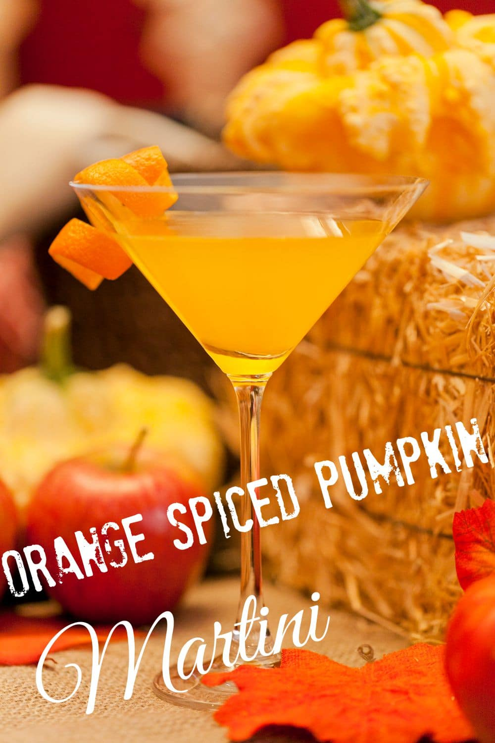 orange spiced pumpkin martini-recipe