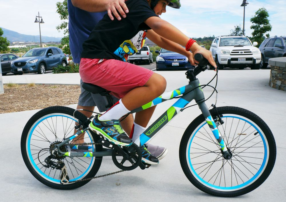 Riding Guardian Bikes