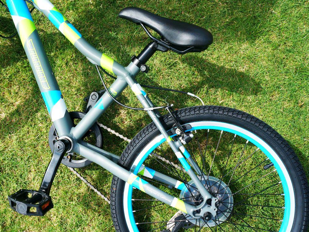 SureStop braking system on Guardian Bikes
