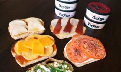 toast pairings for breakfast and lunch
