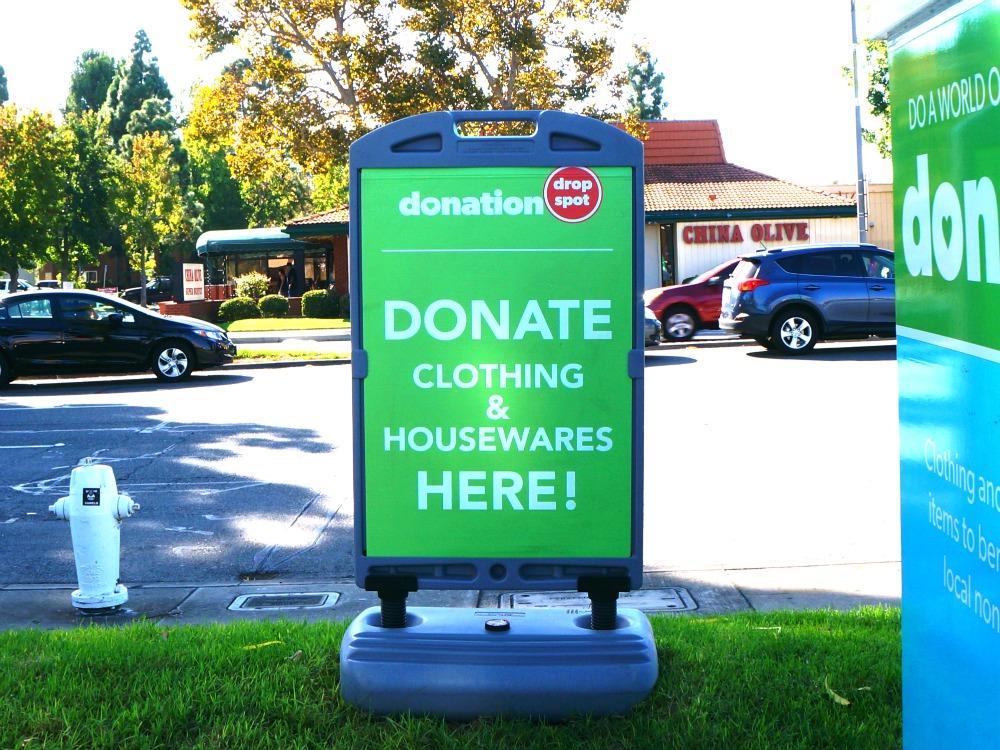 Savers Donation Drop Spots