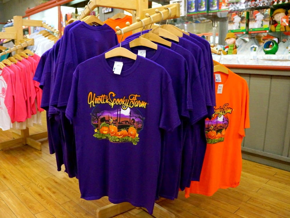 Knott's Camp Spooky t-shirt