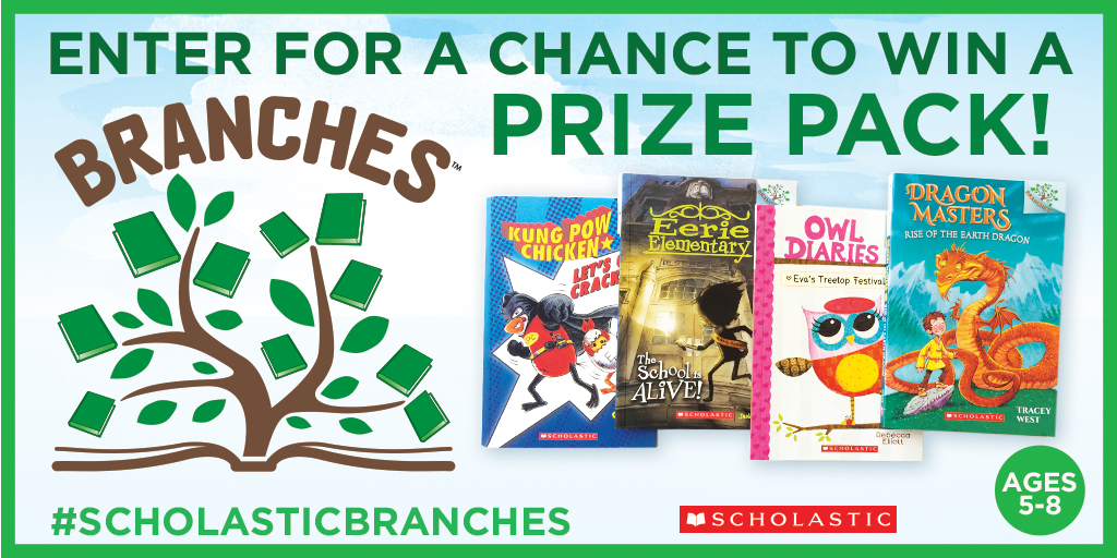 Branches Prize Pack