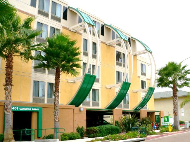 Holiday Inn Oceanside, California