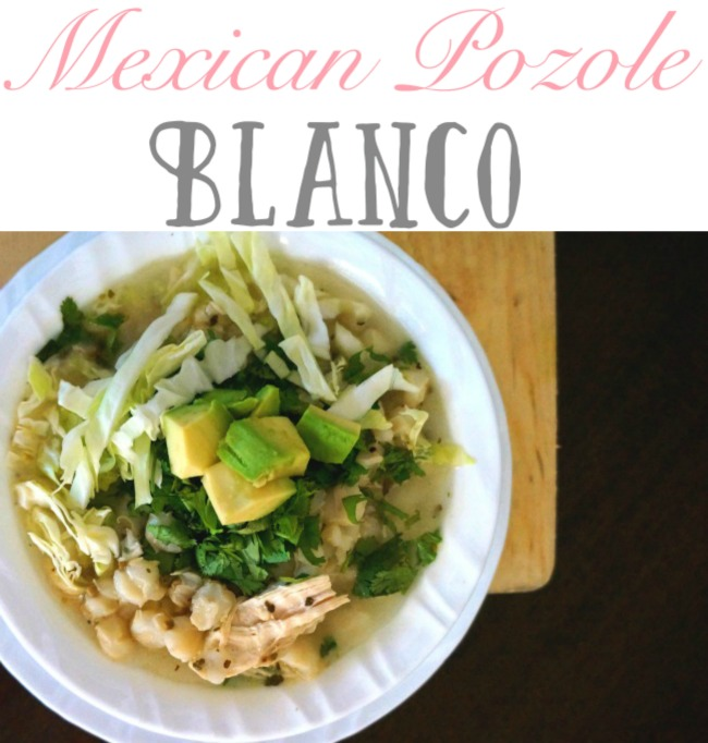 how to make homemade mexican pozole blanco