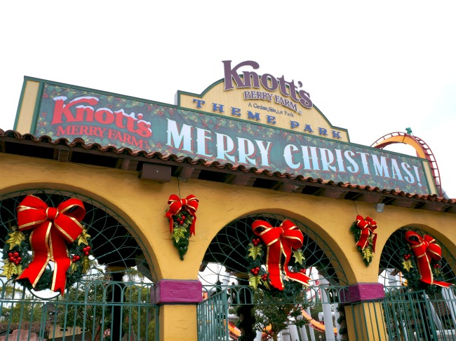 Knott's Merry Farm 2015