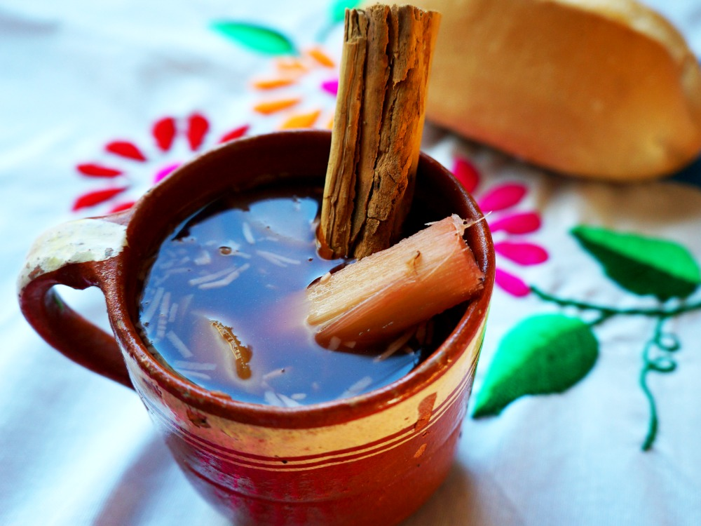 Mexican ponche recipe