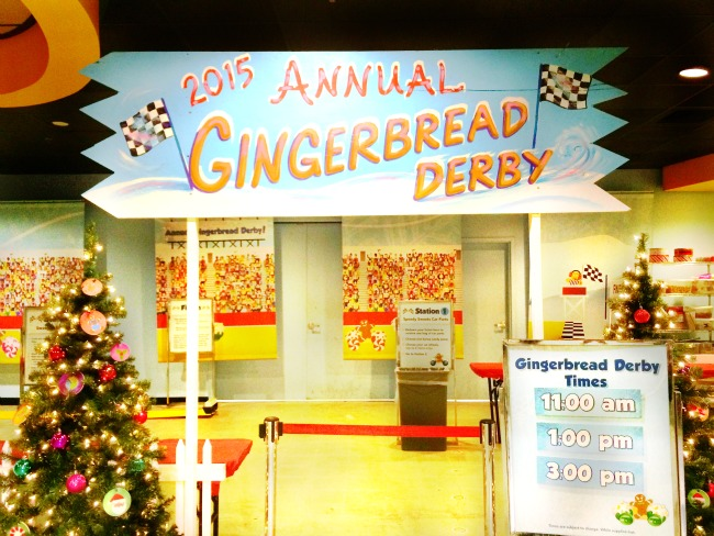 2015 annual gingerbread derby