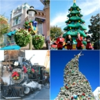 Celebrating the holidays at Theme Parks in Southern California // LivingMiVidaLoca.com